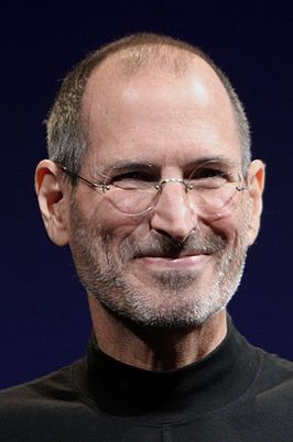 Steve Jobs (oprichter Apple Computer)